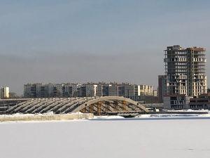 На набережной и в центре Челябинска высадят сотни деревьев