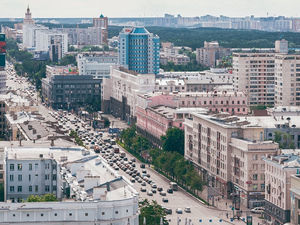 В Челябинске более 40% жителей продолжают работать