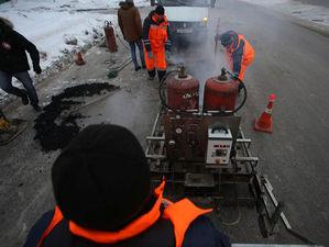 Более тысячи километров дорог починят в Новосибирской области