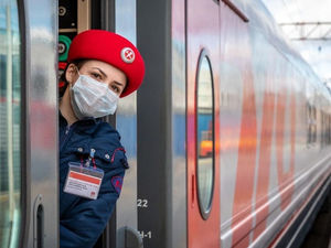 Количество пассажирских поездов из Красноярска временно сократят