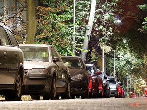 Новые парковки на Красном проспекте заработают в бесплатном режиме