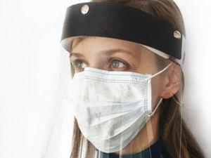 Уральская типография запустила производство защитных лицевых щитков