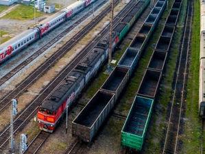 На Красноярской железной дороге сократилась погрузка