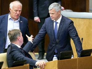 У челябинского депутата Валерия Гартунга заподозрили коронавирус