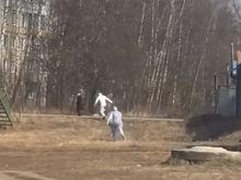 Житель Арзамаса с подозрением на COVID-19 пытался убежать от врачей