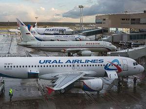 «Уральские авиалинии» потеряли в марте полмиллиона пассажиров из-за коронавируса
