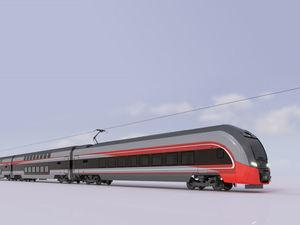 «Ласточки» подрастут. Между Нижним Новгородом и Москвой запустят двухэтажные поезда