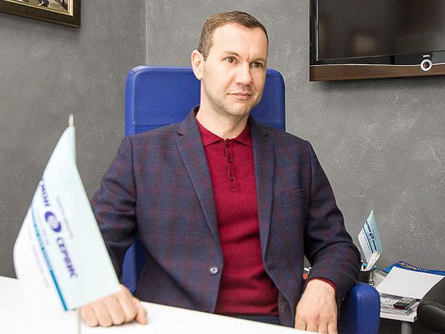 Александр Золоев, Регионсервис