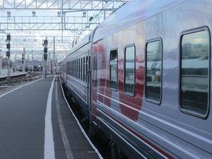 РЖД вводит социальную дистанцию в поездах дальнего следования
