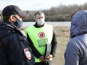 В Нижегородской области начали проверять, как бизнес соблюдает режим самоизоляции