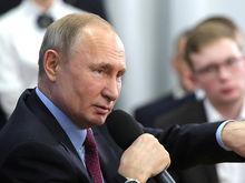Антипатии к Путину растут: почти 40% граждан уверены, что он отстаивает интересы олигархов