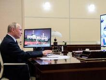Малому и среднему бизнесу — по 12 тыс. на сотрудника. Путин заявил о новых мерах поддержки