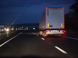 Ограничения движения большегрузов в Новосибирске не будет