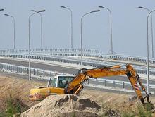 Министр транспорта: «Можно сказать, что строительство моста уже началось»