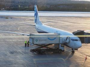 Красноярский аэропорт поддержит авиакомпании скидками