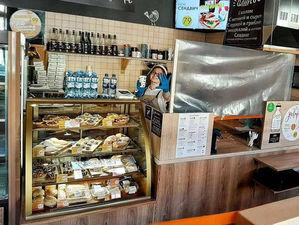 Еще два красноярских кафетерия «Кекс&Крендель» вышли из самоизоляции