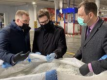 Увеличивают мощности. Нижегородский технопарк запустил новую линию по переработке пластика