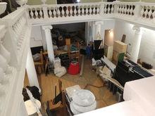 В здании Театра кукол начался ремонт. Спектакли будут идти на других площадках