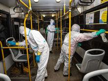 У кондуктора автобуса в Екатеринбурге подтвердили коронавирус. 90 человек ушли на карантин
