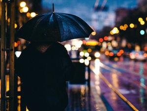 Дожди и сильный ветер придут в Новосибирск с начала недели