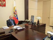 Путин продлил режим нерабочих дней до 11 мая. С 12 мая — поэтапное снятие ограничений