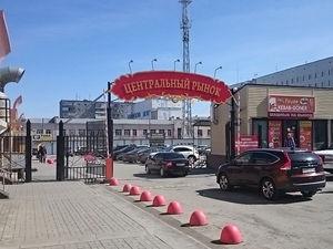 Два продавца Центрального рынка в Челябинске оказались в больнице с пневмонией