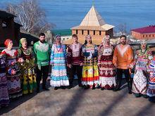 Лучшие голоса Нижегородской области исполнили песню-символ Победы. Видео