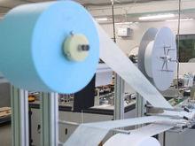 Новосибирская компания разработала автоматическую линию для выпуска медицинских масок