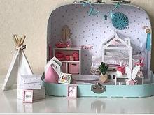 Дом в чемодане: многодетная мама запустила стартап на игрушках