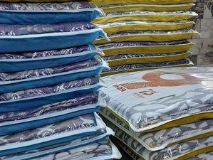 Красноярские текстильщики пошили для ветеранов подарочные наборы