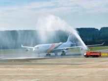 Air Belgium начала летать через Красноярск