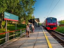 Пригородные электрички Красноярска восстанавливают работу полностью