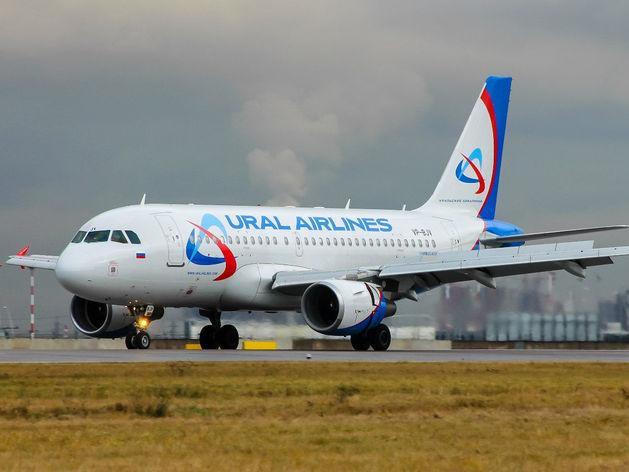 Авиаперевозки «Уральских авиалиний» рухнули на 94% из-за пандемии