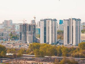 В Челябинской области падает индекс промышленного производства и объёмы строительства