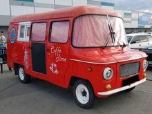 Известную в Новосибирске автокофейню продают за полмиллиона