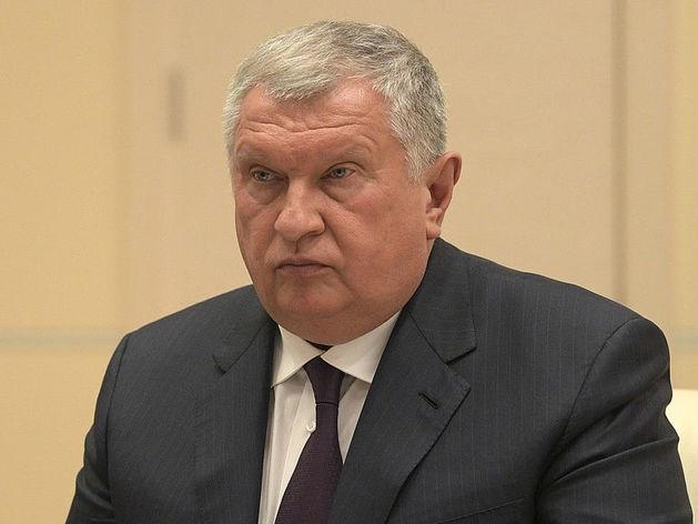 Игорь Сечин