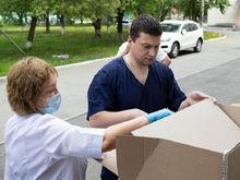 Делороссы закупили партию фильтров для городской больницы