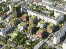 Новосибирский застройщик получил разрешение на вторую очередь строительства урбан-вилл