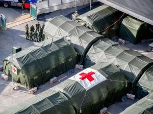 Военный мобильный госпиталь появится в поселке старателей в Красноярском крае