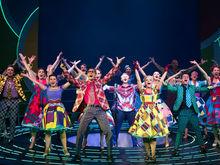 По просьбам зрителей музтеатр снова покажет мюзикл «Винил» онлайн