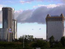 Челябинский урбанист предложил владельцу отеля «Видгоф» убрать незаконную рекламу