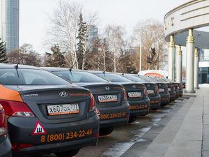 «Делимобиль» попрощался с Красноярском