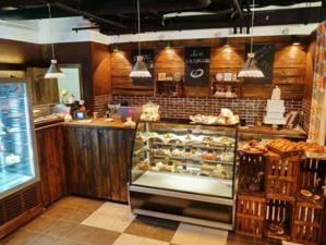 Кафе-пекарню по линии метро продают меньше чем за миллион