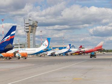 Сочи, Стамбул, Дубай и Ларнака. В Кольцово с середины июня увеличится количество рейсов