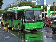 В Екатеринбурге появится новый автобусный перевозчик. Его создаст крупный промхолдинг