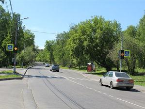 Академгородок и Ветлужанка обзавелись светофором и развязкой