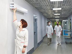 Наши работники – вбезопасности: АПЗ установил в цехах рециркуляторы
