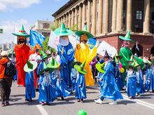 Детский карнавал пройдет по Красноярску онлайн