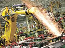 Нижегородская промышленность переживает падение. Индекс промпроизводства снизился на 22%