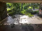 Упавшие деревья, сорванные крыши, обрывы линий. На Средний Урал обрушился ураган